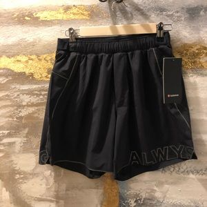 """Brand New With Tag 6"""" Surge short reflective"""
